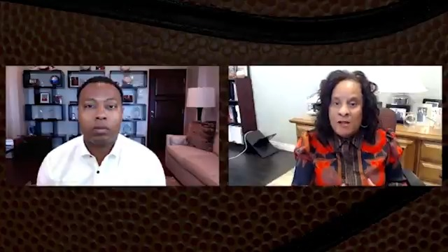 """""""We have to have systems that will invest in folks who look like me... their investments should be focused on those who have the least.""""  BCrusade's Charisse Bremond-Weaver on closing the racial wealth gap. #NBAVoices  Watch 1-on-1 with Caron Butler toni… https://t.co/MZmV3b77l3"""