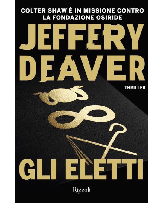 The Italian translation of THE GOODBYE MAN is available now.  Colter Shaw infiltrates a sinister cult after learning that the only way to get somebody out . . . is to go in. https://t.co/eJR4bCMqYU