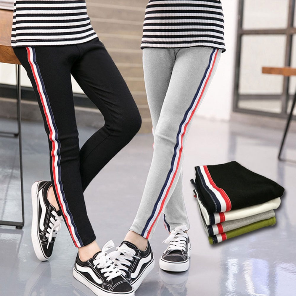 #Health #gym Girl's Side Striped Sport Pants<br>http://pic.twitter.com/jpwOADRS9E