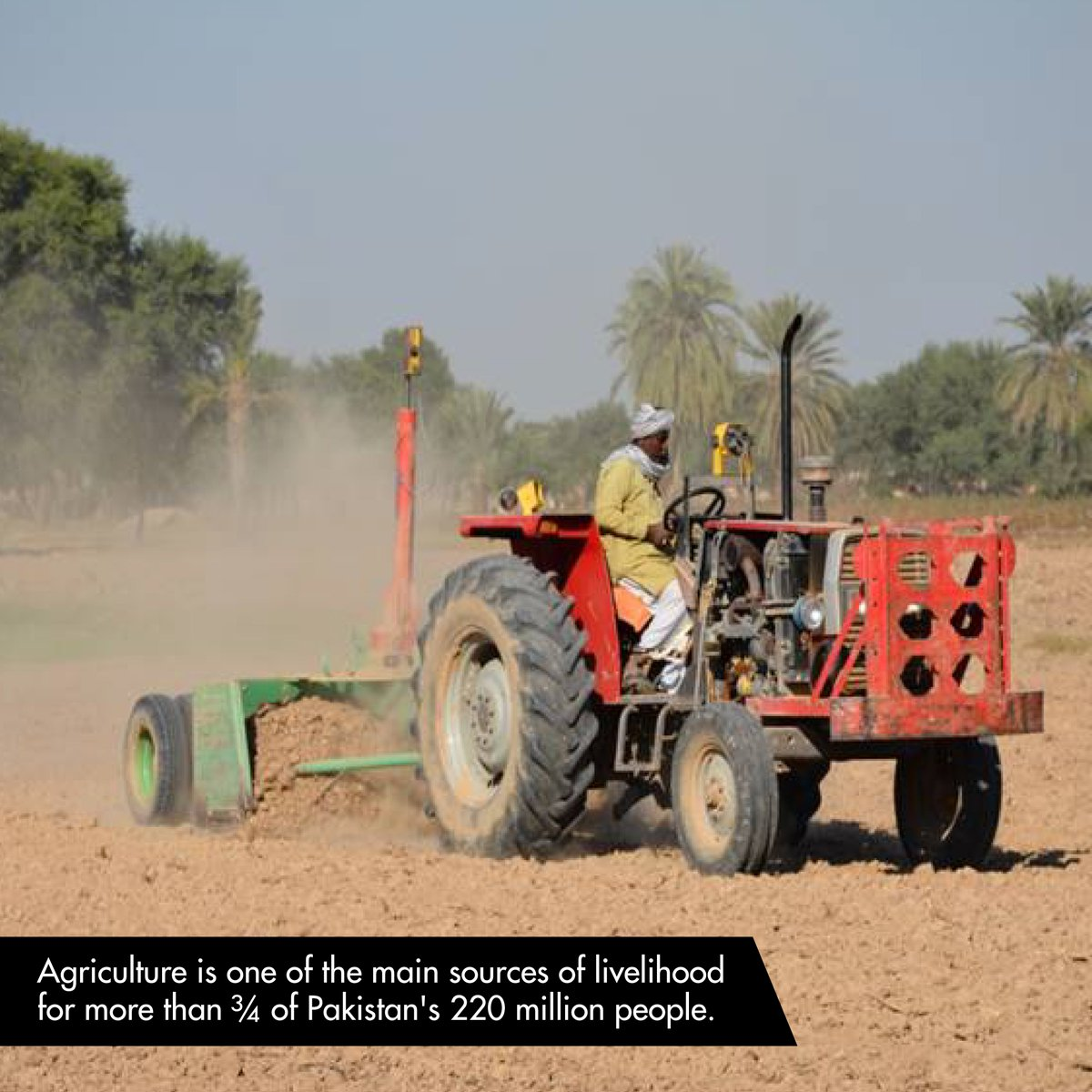 #Pakistan's potential for #food production on the fertile soils of the #Indus Basin is #immeasurable. Yet, agricultural production is far lower than the world's best averages but also among #Asian countries for major commodities.  1/3 https://t.co/wrERJfT3av