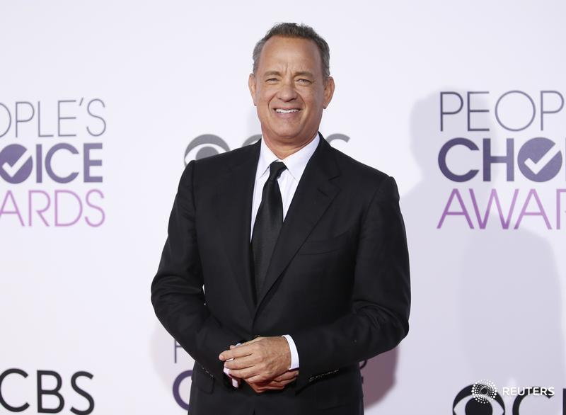 Wear a mask, wash your hands, social distance. If you can't do that, I don't have much respect for you, says coronavirus survivor and Oscar-winning actor Tom Hanks reut.rs/31SsjYM
