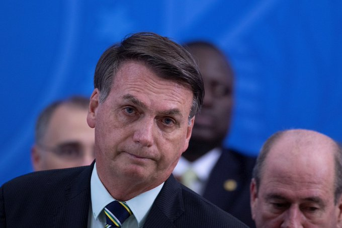 Bolsonaro da positivo por coronavirus y es tratado con cloroquina #ENMundo https://t.co/oc5T3AVzc8 https://t.co/Wxx7KerSJd