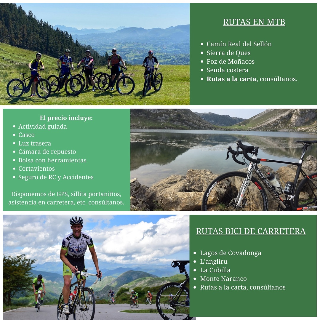 Ya tenemos disponible el dossier de actividades para este verano 2020. Consultanos sin compromiso o accede a https://t.co/kVwnTagVBi #puraaventurayocio #bike #bikeinstagram #piloña #btt #turismoasturias #turismonacional  #ebike #bicielectrica #alquilerdebicicletaselectricas https://t.co/iNxtDgMm2E