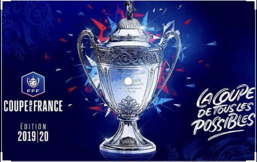 Avant les filles, je vous retrouve le 24 juillet pour la finale masculine de la Coupe de France au stade de France. @FFF #ilovemyjob https://t.co/Fd0SKrzmX0