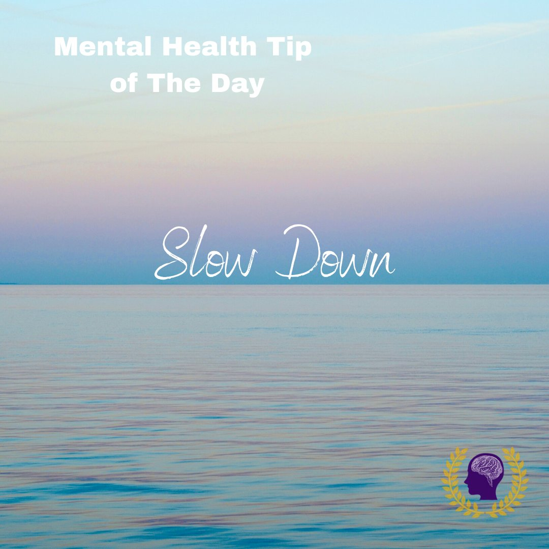 A big part of managing stress is taking the time to slow down and relax, especially when it feels you're too overwhelmed to do so. What are some ways you take the time to #relax when you're feeling stressed? #mentalhealthmatters #tuesdaythoughts #tiptuesday https://t.co/DYfX4672YS