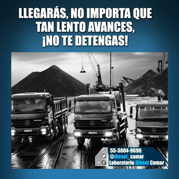 Sigue avanzando rumbo a tus objetivos!!!  - Dale a tu máquina diesel el mejor trato  Sigueme: @laboratorio_diesel_camar - Ya estamos recibiendo bombas e inyectores ¿Te podemos ayudar en algo? Reparación Diesel Todo México  55.3804.9696 - #dieseltrucks #dieselpower #turbo…pic.twitter.com/tAjYiyL8k0