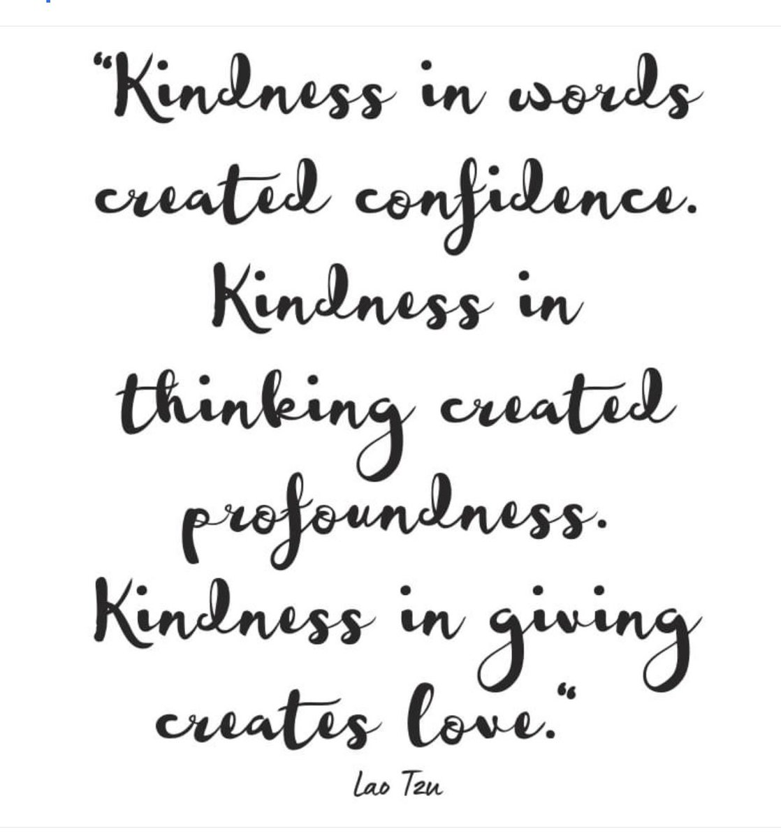 #KindnessMatters 🤍🖤 https://t.co/yCKxNoGIdL