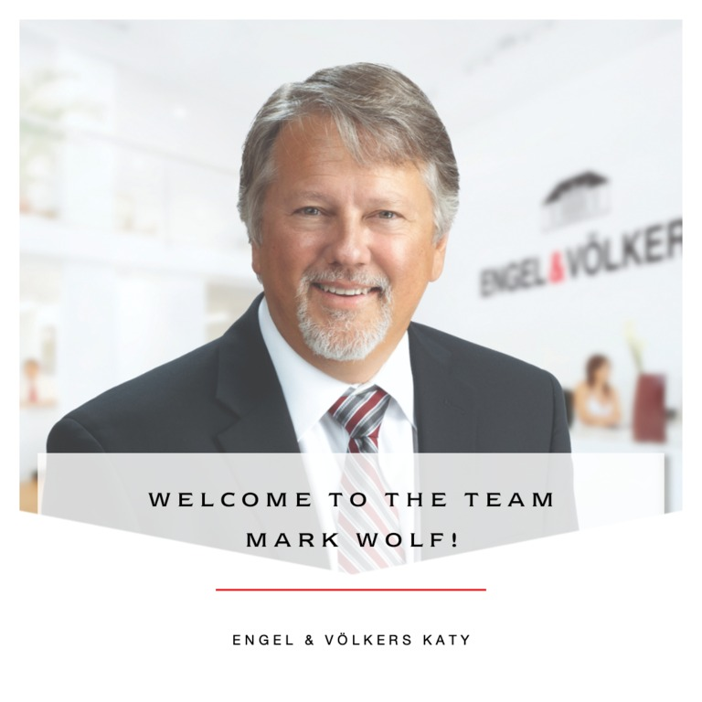 We are pleased to welcome Mark Wolf to the Engel & Völkers team!!  #NewAdvisor #WelcomeToTheTeam #EngelVoelkers #EVSummer #EVAmericas #EVKaty #EVWorldwide #EVExclusive #LuxuryRealEstate #Houston #Katy #Texas #July #RealEstatepic.twitter.com/Uemuxg1Jn2