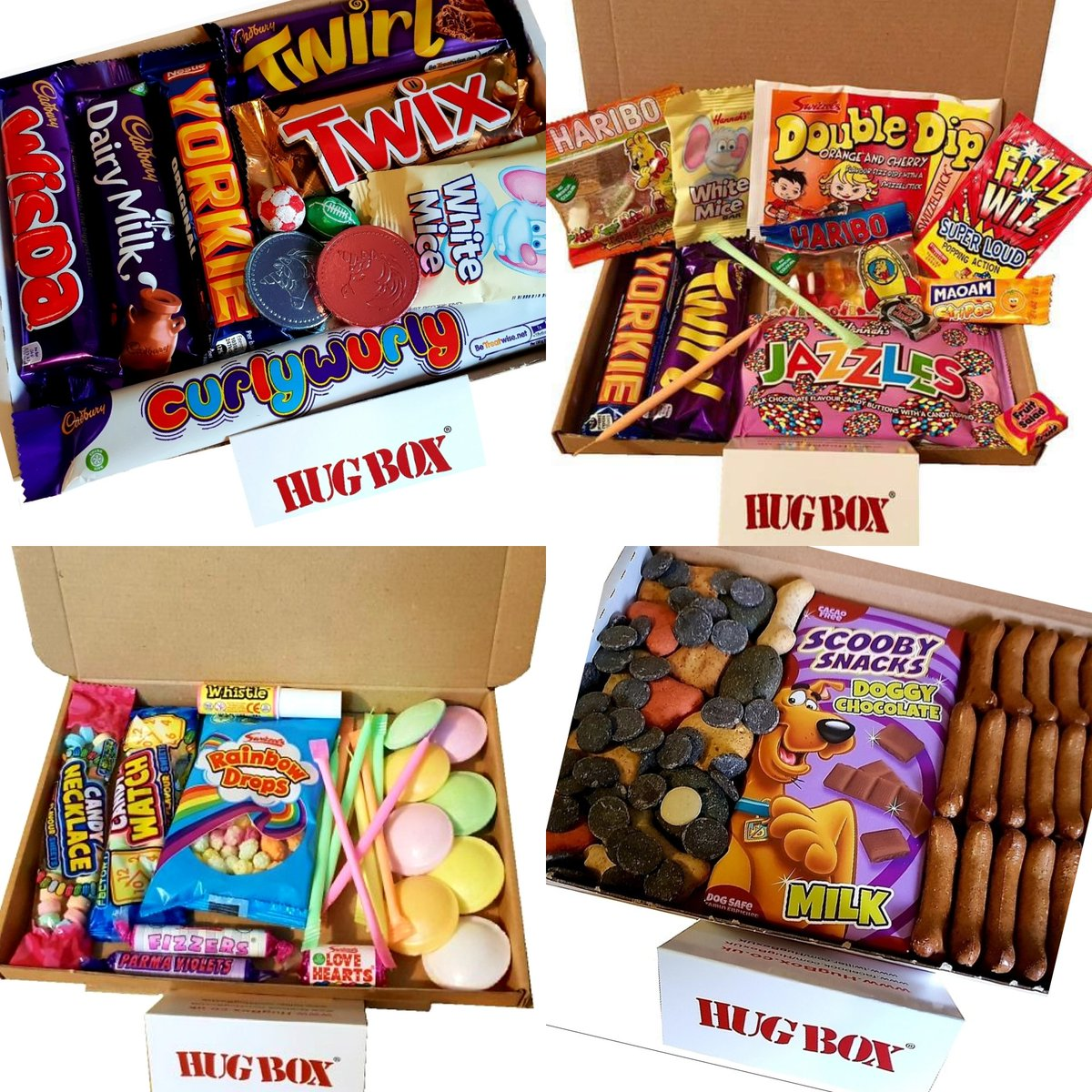 Make someone special smile with a Letterbox HUG BOX 😍 1st Class & only £8.50 delivered 😎 https://t.co/YkHv0UttMr #Gift #Nurse #Doctor #Teacher #Police #Fireman #neighbour #family #friend #Hero #Thanks #ThankYou #Mum #Dad #Sister #Brother #Uncle #Aunt #Gran #Grandpa #Papa #nana https://t.co/5UznY7x0sI