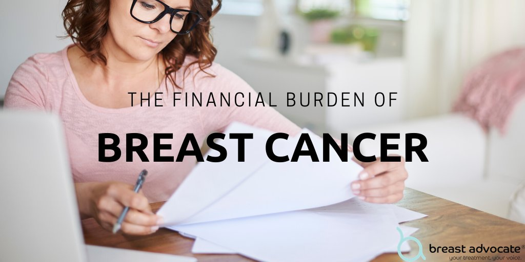 #FinancialToxicity is defined as the impact of direct and indirect health care costs that lead to significant financial burden for patients and their caregivers.  #BreastCancer #bcsm #CancerTreatment  https://t.co/wKTACZ5I30 https://t.co/LogwzLfHBX