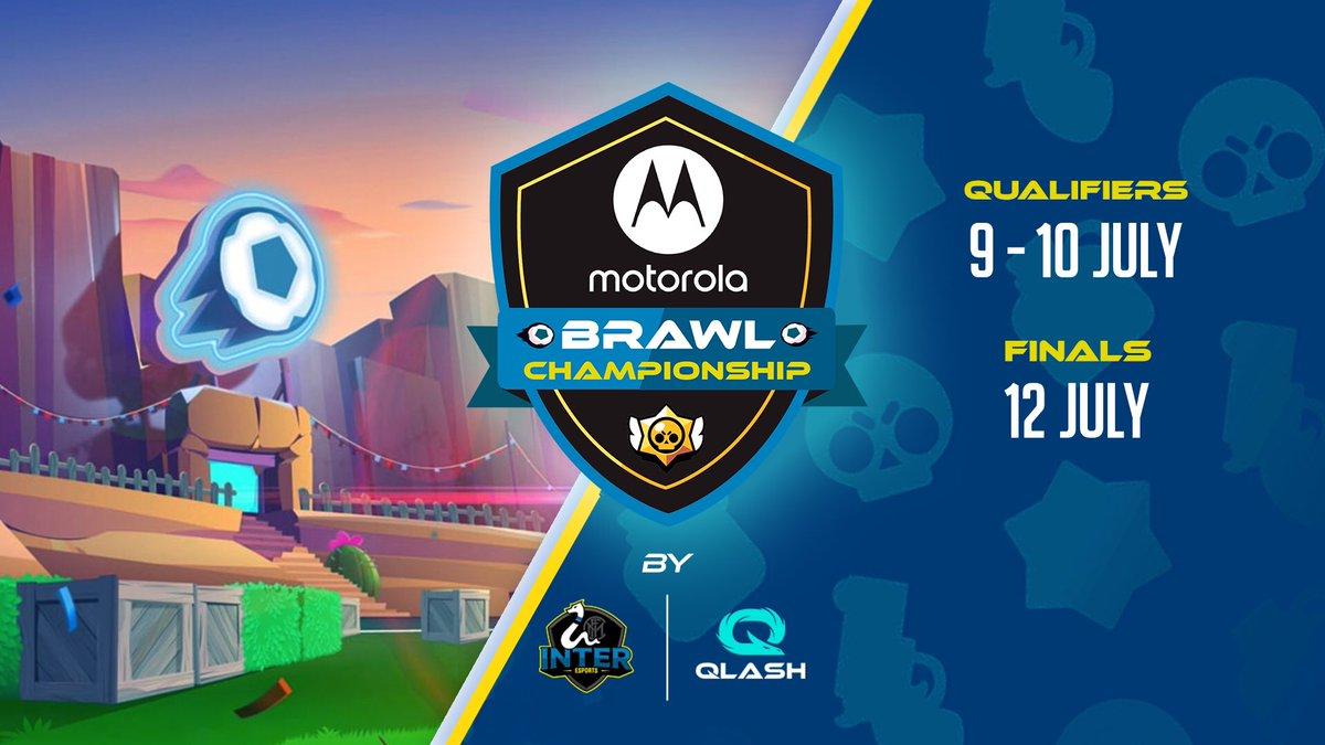 Os presentamos el Motorola Brawl Championship by Inter | QLASH. Una competición de Brawl Stars con el formato de ⚽️Balón Brawl. Más información.. ℹ️bit.ly/3iH6cdJ @TeamQLASH @Moto @Inter #InterESports #MotorolaEdgePlus #AbsoluteEverything #BrawlStars
