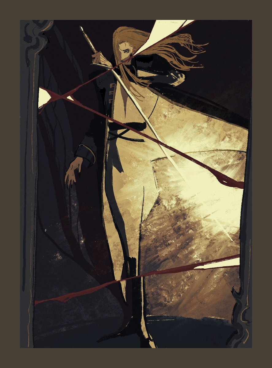 Alucard #CastlevaniaNetflix #FANART<br>http://pic.twitter.com/uhpqpRBQoB
