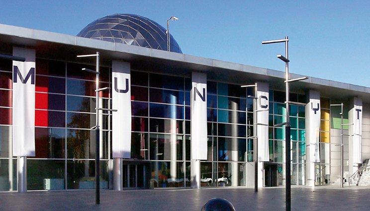 Hoy el Museo Nacional de Ciencia y Tecnología @muncyt en Alcobendas ha reabierto sus puertas al público, celebrando además el 40 aniversario de su creación.  Os animo a visitar su colección de más de 18.000 piezas de patrimonio científico y tecnológico. https://t.co/6cMI4oDhsM