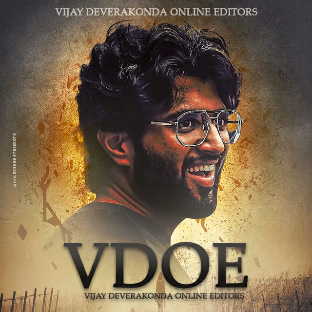 Here is , Our new Profile pic & Cover pic   Hope you guys loves it  T E A M  V D O E @TEAMVDOE  #VijayDeverakonda @TheDeverakonda  #DearComradeTrendOnJuly25thpic.twitter.com/wDR27D7cwQ
