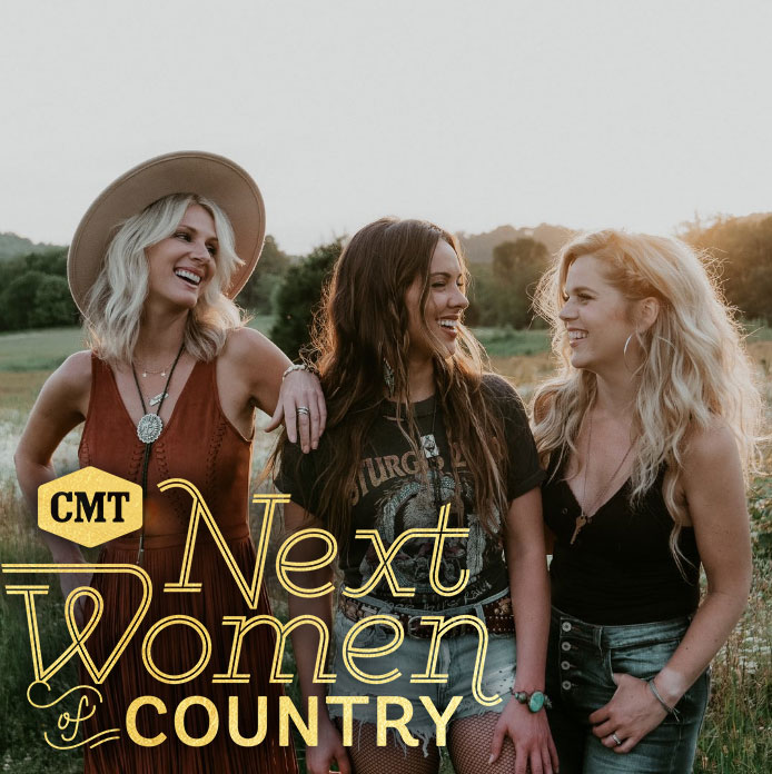On Wednesday, we wear pink...and celebrate our NEXT WOMEN OF COUNTRY! Tune in as @runawayjune drops by with @CodyAlan on @aftermidnite! Tune in 12mid-5am by finding your station at CMTCody.com.