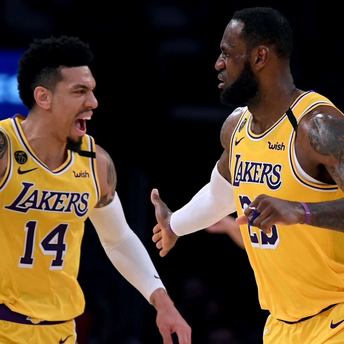 Danny Green: LeBron James Has Been 'Great' Leader for Lakers During NBA Hiatus http://dlvr.it/Rb8p20pic.twitter.com/jIB7TkVsaO