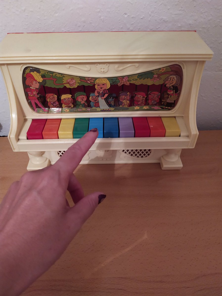 Dime que también tuviste este pianito. https://t.co/m7gD1Rk43H