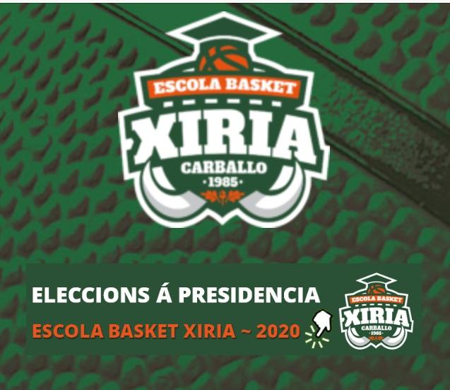 #AsembleaXeralOrdinaria e #AsembleaExtraodinaria de eleccións a presidencia da #EscolaBasketXiria o vindeiro xoves 16 no Pavillon IES Parga Pondal  @carballo_gal   NON FALTES #ContamosContigo  http://www.lavozdegalicia.es/noticia/carballo/laxe/2020/07/07/basket-xiria-sd-laxe-convocan-asambleas-escoger-nuevos-presidentes/0003_202007C7C5997.htm…pic.twitter.com/iKgzaOAuIh