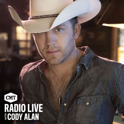 Tonight @CodyAlan is getting more from MOORE...@JustinColeMoore! Listen to their conversation on @CMTradio from 7p-12mid by finding your station at CMTCody.com.