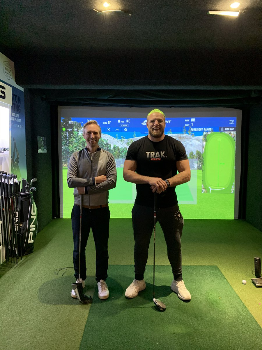 Big Thanks to TaylorMade & everyone who came to our Fitting Event today. Golf has seen a mini boom post lockdown with many players from others sports taking up the game for the first time. @jameshaskell in the store today being fitted for his @TaylorMadeGolf Custom Clubs.