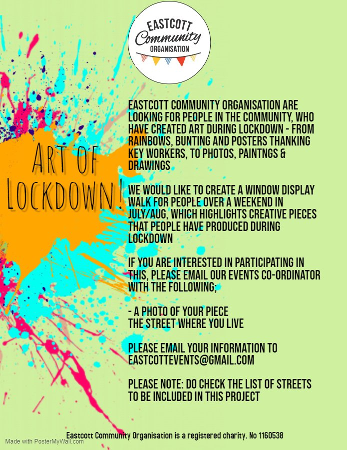 Hi all, would you like to be involved in the below? Can you let us know this week, if you want to take part?
