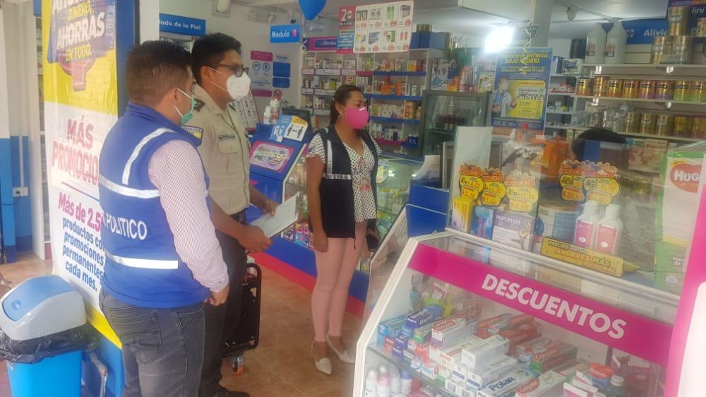 #GobernaciónCotopaxi #JefaturaPangua #ComisariaNacional Realizamos operativo de control de precios y especulación en las farmacias de la parroquia #ElCorazon por la emergencia del covid-19 #QuedateEnCasa #Por un #CotopaxiMásMejor  @Gober_Cotopaxi @Presidencia_Ec @MinGobiernoEc https://t.co/bR35ldXjy4