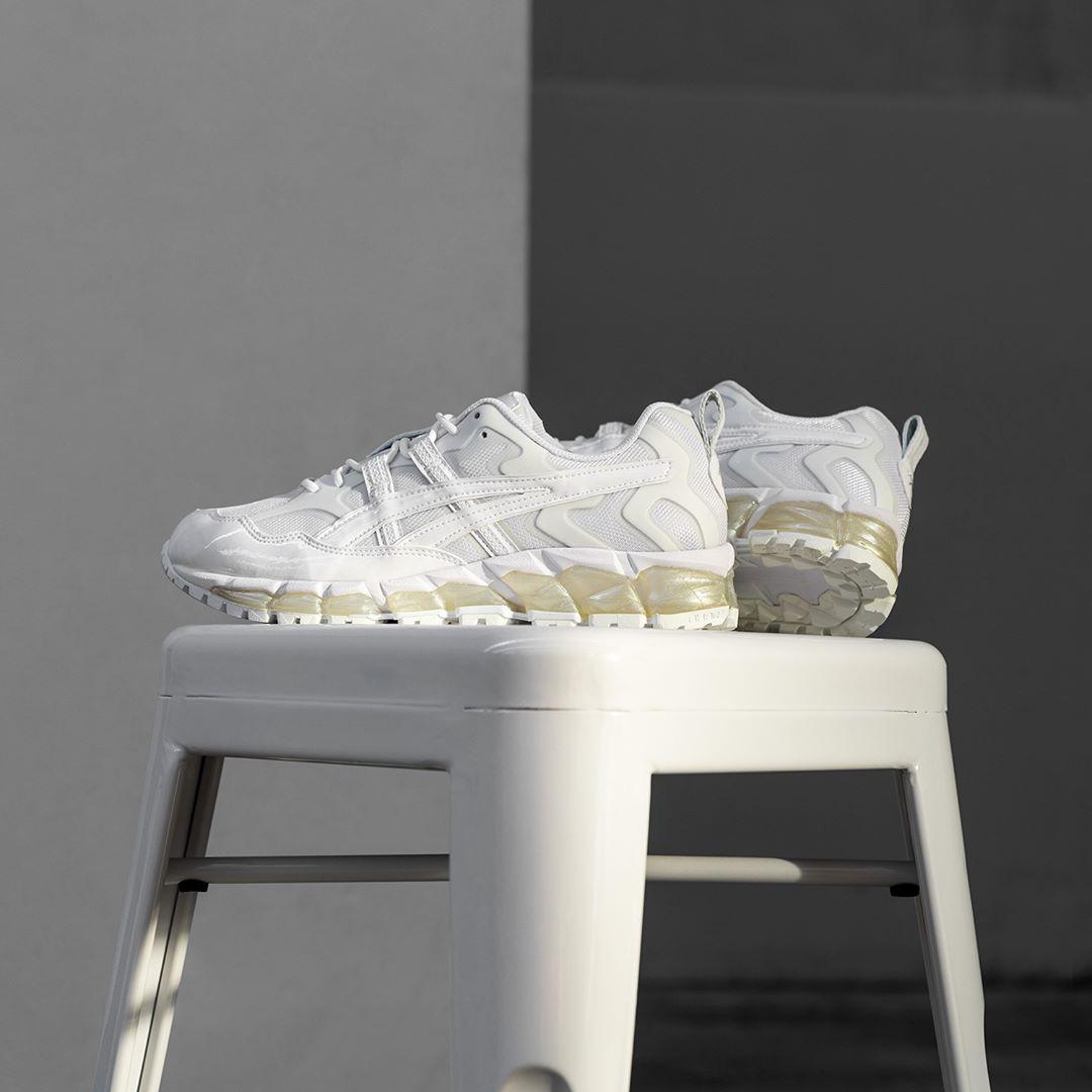 Asics x GmbH Gel-Nandi 360 https://isds.co/sc/1021A415-100 Credit : Asphaltgold — #asics #gelnandi #sneakerhead #sneakersaddict #sneakers #kicks #footwear #shoes #fashion #stylepic.twitter.com/fykUZdMimz