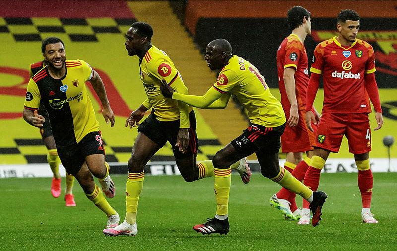 Xem lại bóng đá Watford vs Norwich City, Ngoại hạng Anh – 8/7/2020