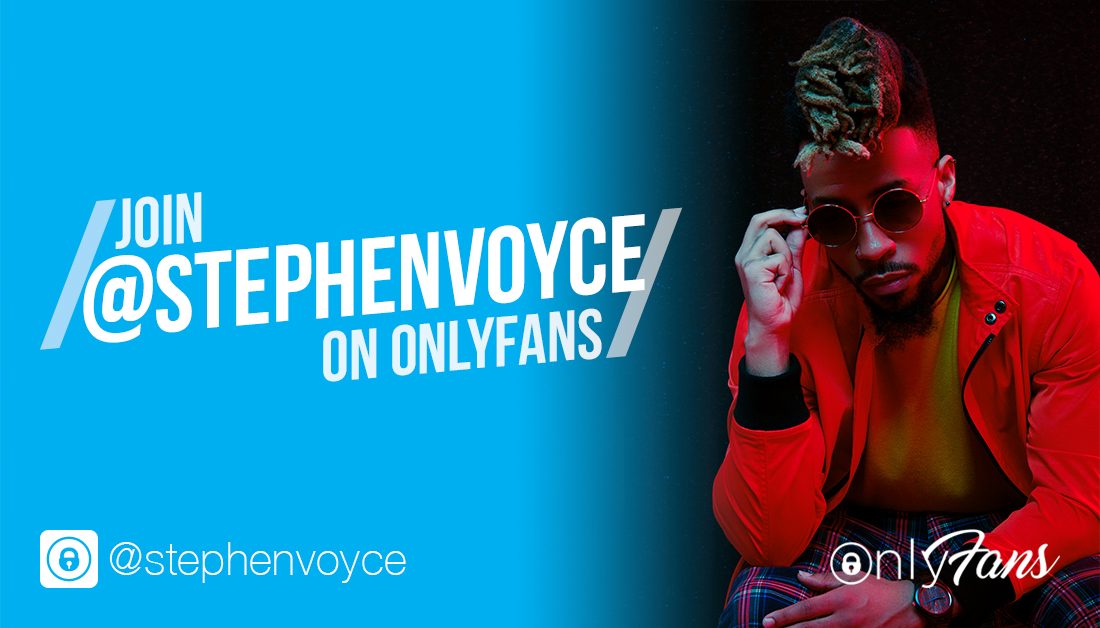 Have you checked out multi-award winning artist @stephen_voyce yet? Sharing exclusive content and never seen before music, he is not one to miss. Join his live stream this Sunday at 3pm ET, for a truly personal experience. Subscribe to be notified at: https://t.co/QmEyws3vHo https://t.co/oTy96Dj9Qg