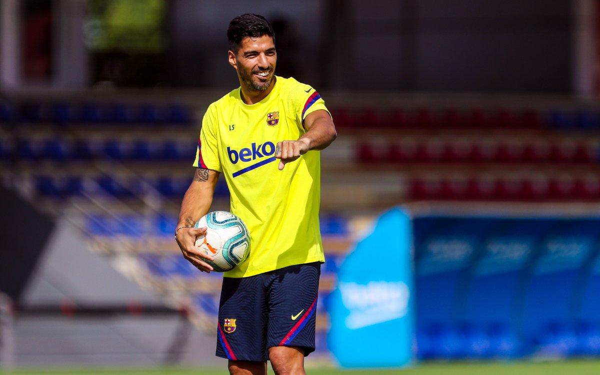 🔜 ¡Todo listo para el derbi! #BarçaEspanyol
