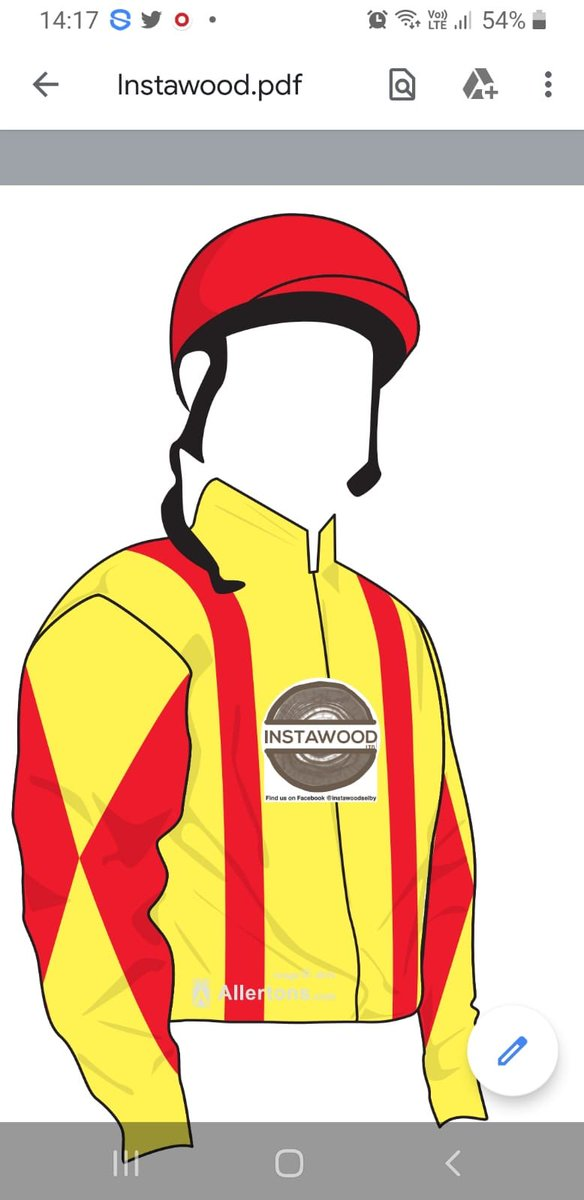Anyone who follows me will know that Ruby debuts tomorrow but it's also a debut for the Racing Knights colours. Design by @Philipw45878366 and myself with colours picked by @paulyou39734621. Sponsor @Richardjarrold1 for Instawood. pic.twitter.com/mNSWLW30QR