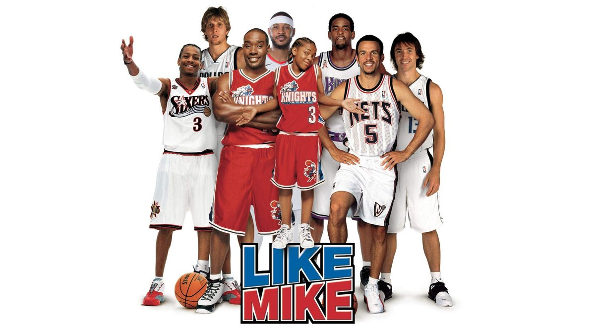 The classic basketball movie 'Like Mike' was released on this day 18 years ago.  What was your favorite moment/NBA cameo? https://t.co/yuI5KD7aDn