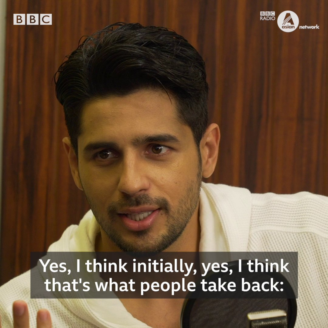 Its a misconception that its all easy for us. There is no time off. @sidmalhotra tells @iharoonrashid about the reality of being a Bollywood star and how much work it takes to look the way he does. Watch the full interview here: youtu.be/_fhO7-2bkdI