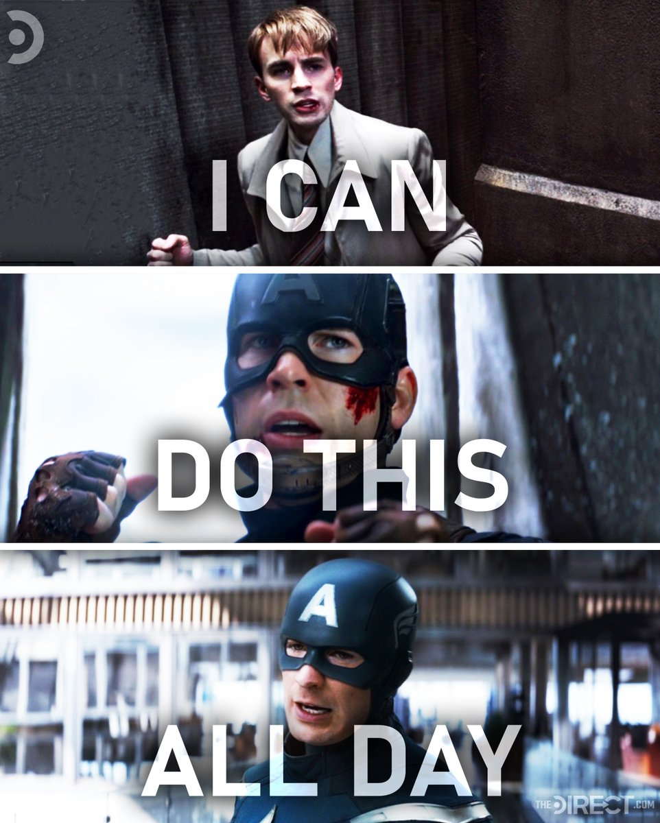 Steve Rogers now-classic line has three spots on our list of #CaptainAmericas most heroic quotes! See all 20 quotes: thedirect.com/article/20-cap…