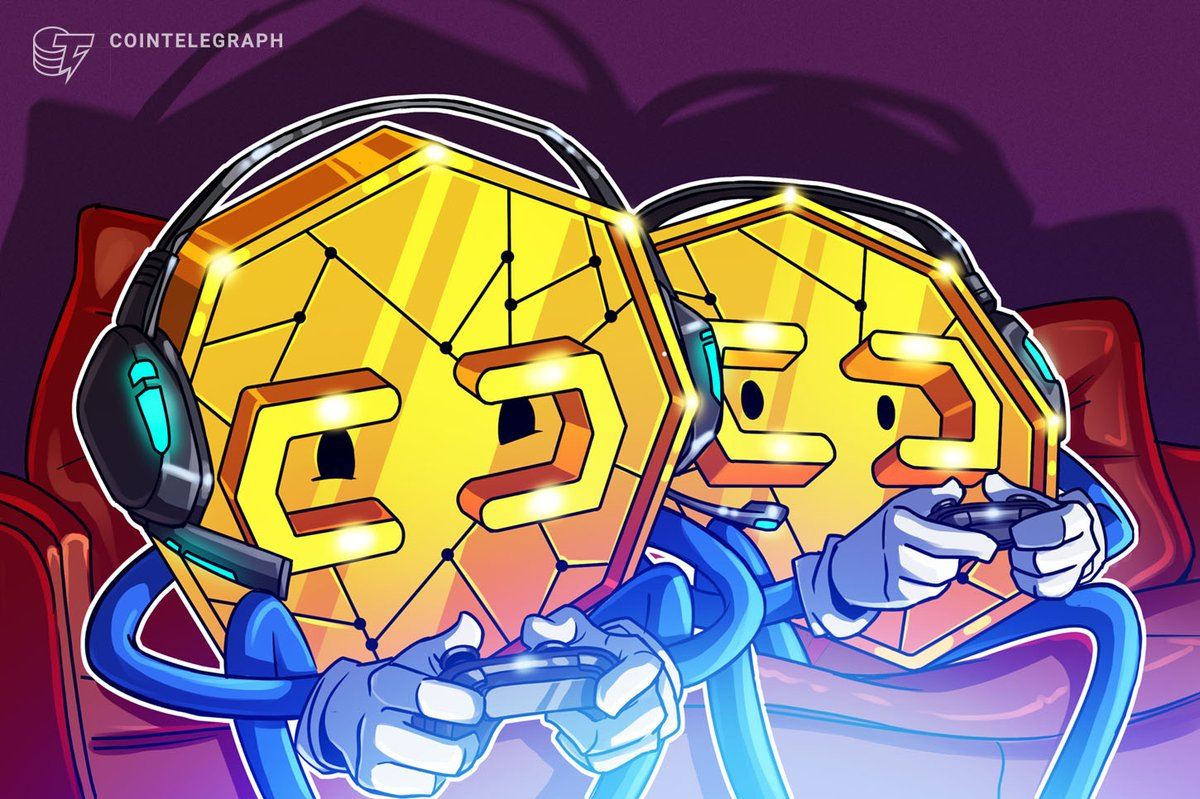 #Blockchain #Games #BlockShow #Business Dev Outlines Three Requirements for Decentralizing Gaming https://t.co/zr587tuehP https://t.co/0NxDC3jivn