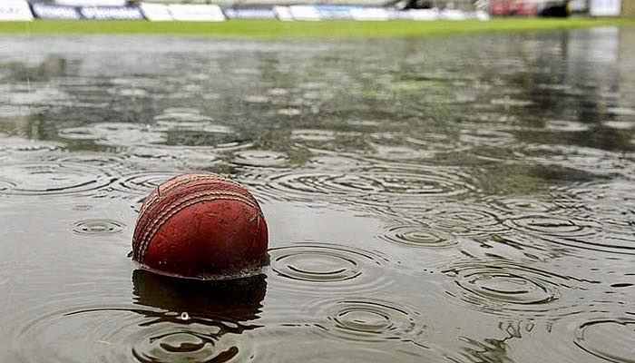 Rain might spoil 1st session of the 1st Test of 2020 at Ageas Bowl.   #ENGvWI #TestCricket <br>http://pic.twitter.com/ew3Xs8avZi