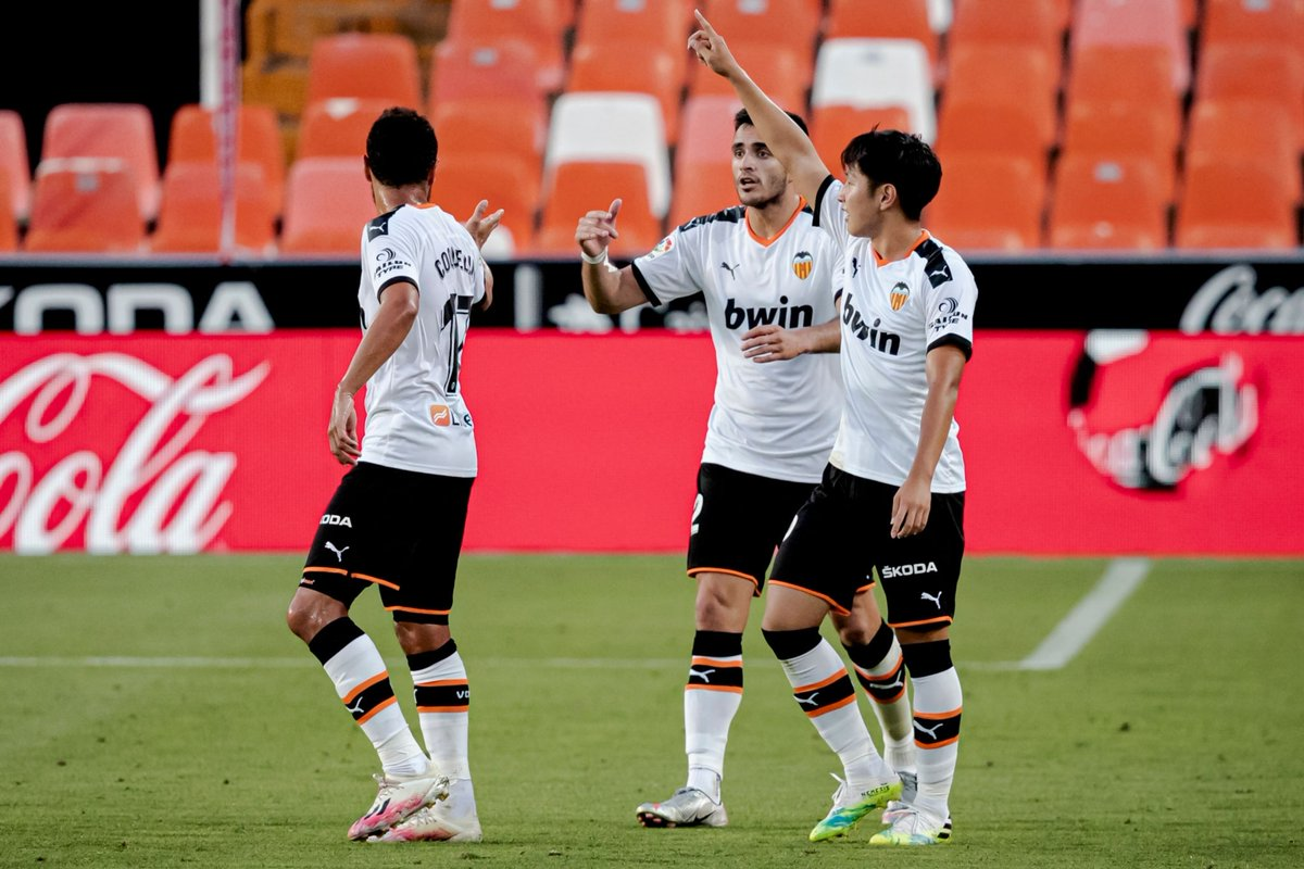 Xem lại bóng đá Valencia vs Real Valladolid, La Liga – 8/7/2020