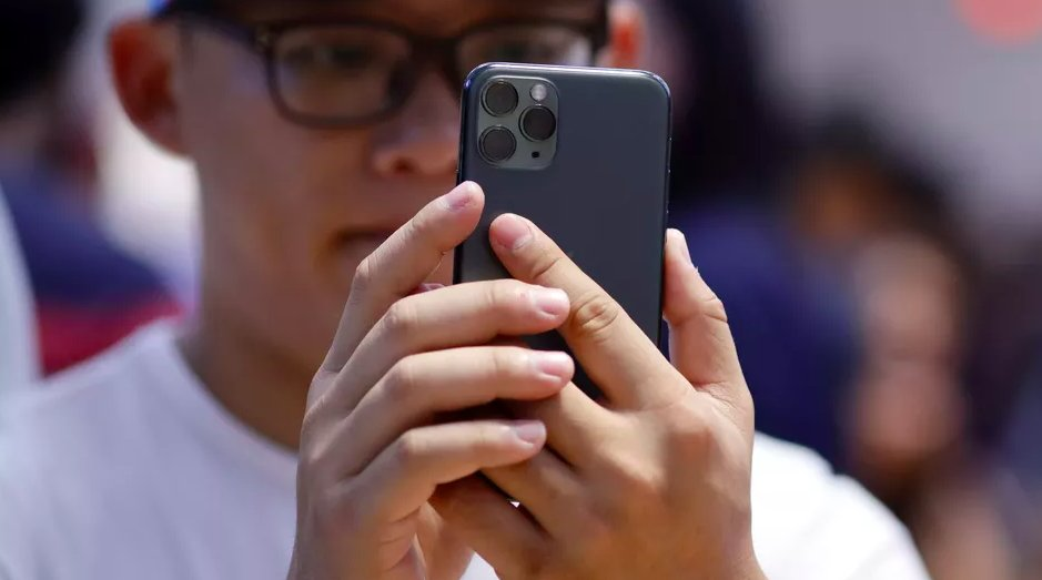 We shot Portrait mode video with this iPhone