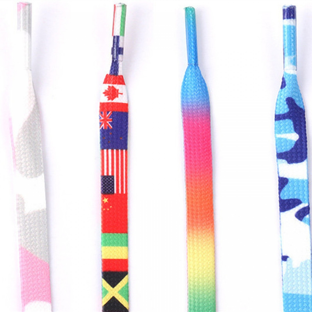 #joy #outerwear Fashion Shoelace Only National flag Rainbow color Sneakers Sports Shoe laces https://t.co/3I642ZFGPd https://t.co/coQIzLoNSb
