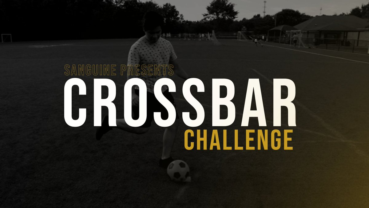 What happens when the @SmitePro faces off for the Crossbar challenge? Check it out and see who is the best at fútbol! youtu.be/p0mOaDsvnzU #VamosSanguine