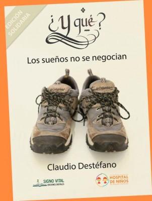Un libro para runners solidarios: @destefanoc lanzó su e-book ¿Y Qué? sobre el Ultramaratón del Desierto del Sahara a beneficios del Hospital de Niños, mirá https://t.co/YsQY5a7KE0 #running #maratón #solidaridad #run https://t.co/AfU87674Sk
