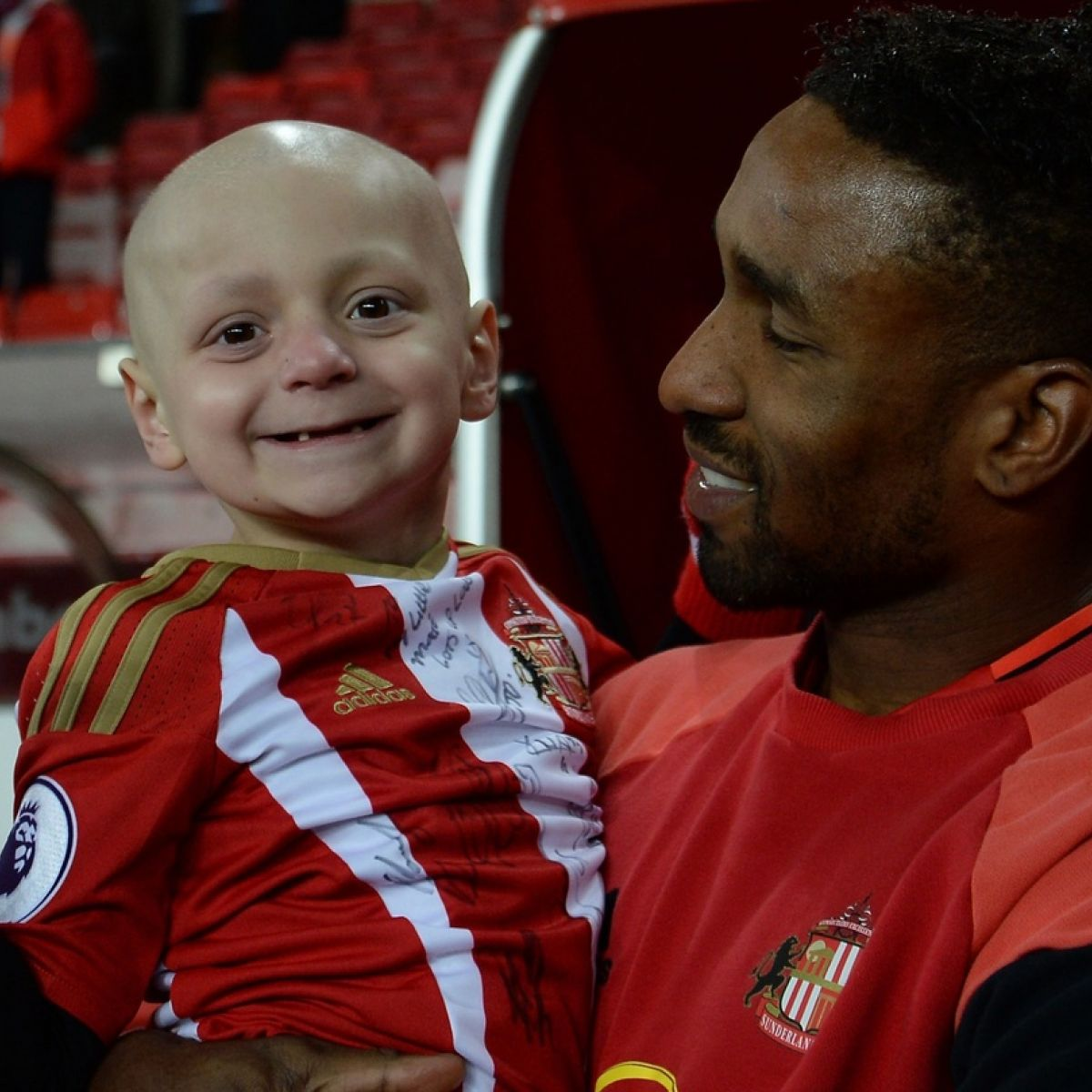 Three years ago today, 6-year-old Bradley Lowery sadly lost his battle to terminal cancer. Nobody will ever forget how many lives Bradley brightened up. Rest in peace little man. ❤️🙏