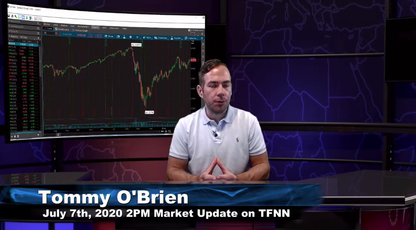 Tommy O'Brien hosts the 2PM Market News Update and discussed $ES $NQ $CL $GC $WMT and more! #Learntotrade #TFNN #TuesdayTrade #financialeducation #stockmarketnews #TradingView https://youtu.be/40BzzZwl3Ucpic.twitter.com/WamKybXxKA