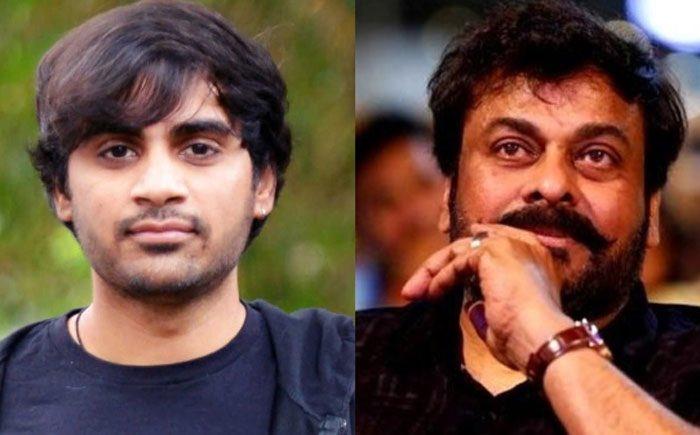Buzz: #VijayDevarakonda might do a Special Role in #Chiru #Lucifer Remake. #Rowdypic.twitter.com/1Ph4liezV8