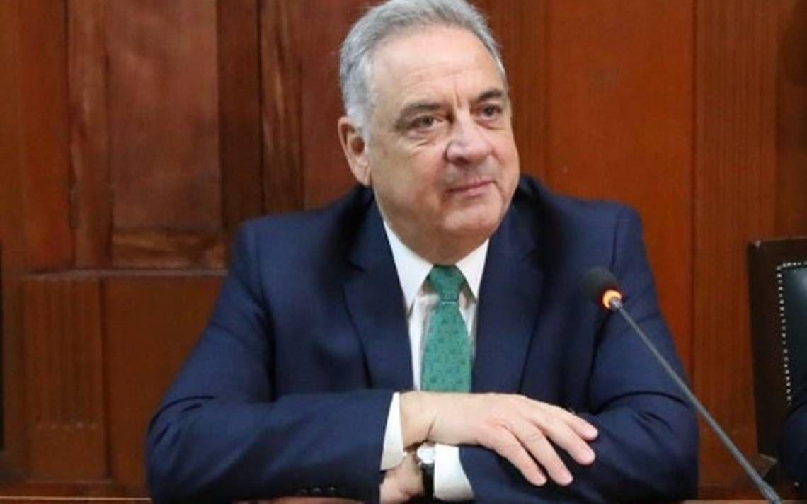 #GiovanniLópez  |  #MacedonioTamez renuncia como titular del Gabinete de Seguridad de #Jalisco ► https://t.co/l341Ho3sEp https://t.co/LePPL4bGNR