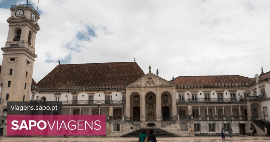 730 anos da Universidade mais antiga de Portugal: O que visitar na Universidade de Coimbra.  https://t.co/nSpwPoWhXa https://t.co/kQ91ULUzQb
