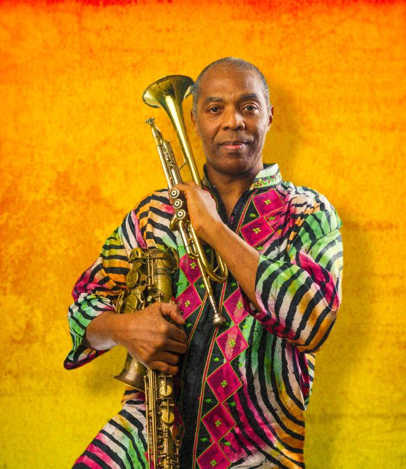 Tonight! @Femiakuti performs live from @AFRIKASHRINE for @SummerStage's #summerstageanywhere.  Watch here at 7pm EDT: https://t.co/v6fhYI2Ziv https://t.co/CQStDjZ2Uc