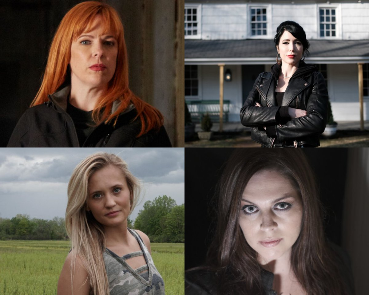 "📣 BIG NEWS 📣  We're heading to #ComicConAtHome! Join @amybruni, @MediumCindyKaza, @ChelseaLaden and @KatrinaWeidman for a very special virtual panel – ""Wonder Women: Superstars of Paranormal""! 💥👻 Head here for more details >>> https://t.co/qxjoYvSMAW   #WonderWomenTRVL https://t.co/6ssm2rkKS9"