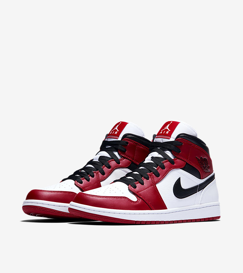 Sole Links On Twitter Official Images Of Air Jordan 1 Mid