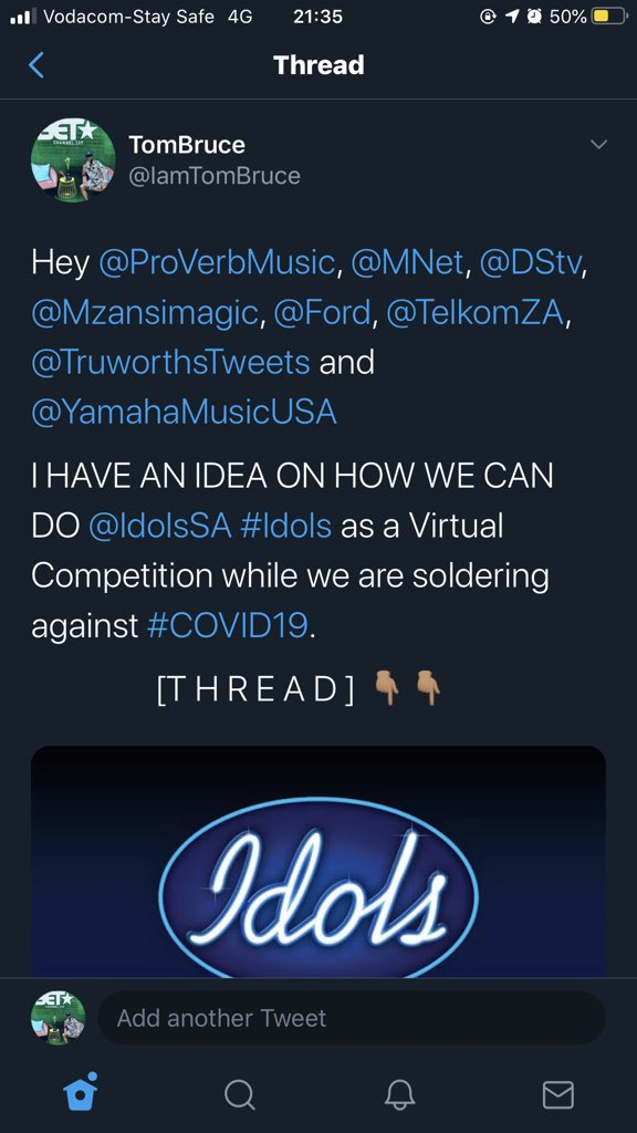Guys please check this thread on how we can have @IdolsSA this year. It's my pinned tweet. <br>http://pic.twitter.com/N2Ng9h9ItY
